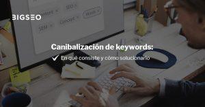 canibaización de keywords