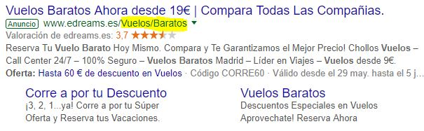 optimizar CTR AdWords